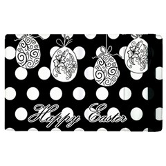 Easter Eggs Apple Ipad Pro 12 9   Flip Case by Valentinaart