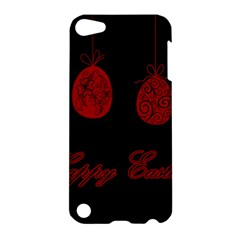 Easter Eggs Apple Ipod Touch 5 Hardshell Case by Valentinaart