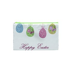 Easter Eggs Cosmetic Bag (xs)