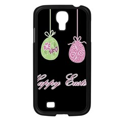Easter Eggs Samsung Galaxy S4 I9500/ I9505 Case (black)