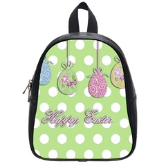 Easter Eggs School Bag (small)
