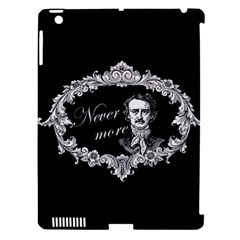 Edgar Allan Poe    Never More Apple Ipad 3/4 Hardshell Case (compatible With Smart Cover)