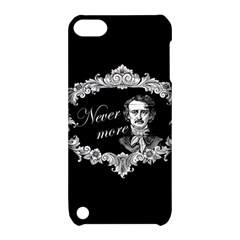 Edgar Allan Poe    Never More Apple Ipod Touch 5 Hardshell Case With Stand by Valentinaart