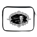 Edgar Allan Poe  - Never More Apple iPad 2/3/4 Zipper Cases Front