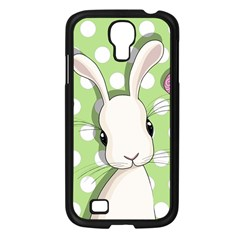 Easter Bunny  Samsung Galaxy S4 I9500/ I9505 Case (black)