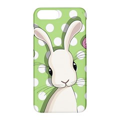 Easter Bunny  Apple Iphone 8 Plus Hardshell Case
