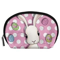 Easter Bunny  Accessory Pouches (large)
