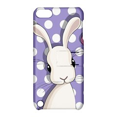 Easter Bunny  Apple Ipod Touch 5 Hardshell Case With Stand by Valentinaart