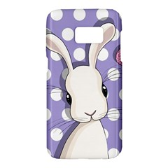 Easter Bunny  Samsung Galaxy S7 Hardshell Case