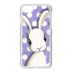 Easter Bunny  Apple Iphone 8 Seamless Case (white)