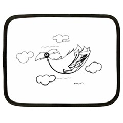 Bird Netbook Case (xxl)