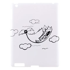 Bird Apple Ipad 3/4 Hardshell Case by ValentinaDesign