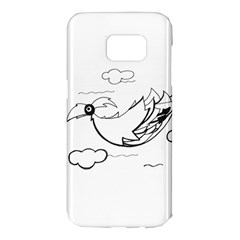 Bird Samsung Galaxy S7 Edge Hardshell Case
