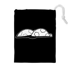 Turtle Drawstring Pouches (extra Large)