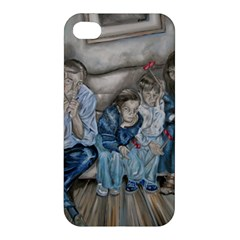 The Nobodies Apple Iphone 4/4s Hardshell Case by redmaidenart