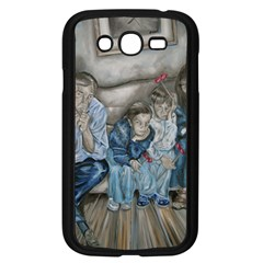 The Nobodies Samsung Galaxy Grand Duos I9082 Case (black) by redmaidenart