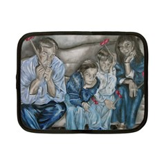 The Nobodies Netbook Case (small)  by redmaidenart