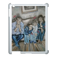 The Nobodies Apple Ipad 3/4 Case (white) by redmaidenart