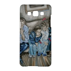 The Nobodies Samsung Galaxy A5 Hardshell Case  by redmaidenart