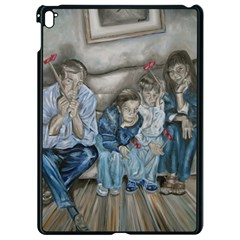 The Nobodies Apple Ipad Pro 9 7   Black Seamless Case by redmaidenart