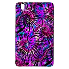 Purple Tie Dye Madness  Samsung Galaxy Tab Pro 8 4 Hardshell Case by KirstenStar