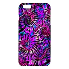 Purple Tie Dye Madness  Iphone 6 Plus/6s Plus Tpu Case by KirstenStar