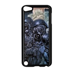 More Pepper Apple Ipod Touch 5 Case (black) by redmaidenart