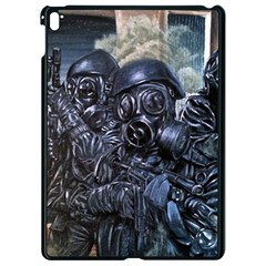More Pepper Apple Ipad Pro 9 7   Black Seamless Case by redmaidenart