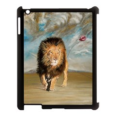 The Journey Apple Ipad 3/4 Case (black) by redmaidenart