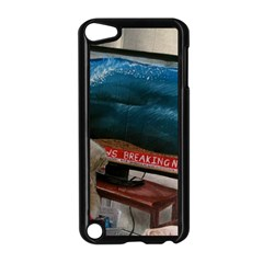 Breaking News Apple Ipod Touch 5 Case (black) by redmaidenart