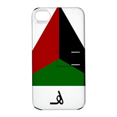 Afghan National Air Force Roundel Apple Iphone 4/4s Hardshell Case With Stand by abbeyz71
