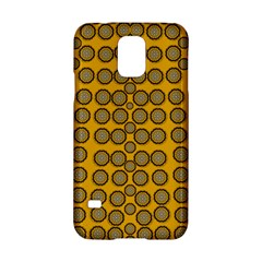 Stars And Wooden Flowers In Blooming Time Samsung Galaxy S5 Hardshell Case  by pepitasart