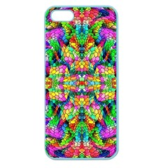 Pattern 854 Apple Seamless Iphone 5 Case (color) by ArtworkByPatrick