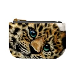 Jaguar Cub Mini Coin Purses by ArtByThree