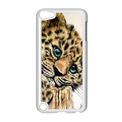 Jaguar Cub Apple Ipod Touch 5 Case (white)