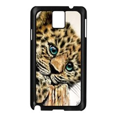 Jaguar Cub Samsung Galaxy Note 3 N9005 Case (black)