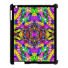 Pattern 807 Apple Ipad 3/4 Case (black) by ArtworkByPatrick
