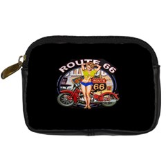 Route 66 Digital Camera Cases by ArtworkByPatrick