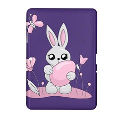 Easter Bunny  Samsung Galaxy Tab 2 (10 1 ) P5100 Hardshell Case
