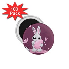 Easter Bunny  1 75  Magnets (100 Pack)