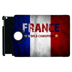 Football World Cup Apple Ipad 3/4 Flip 360 Case