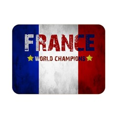 Football World Cup Double Sided Flano Blanket (mini)