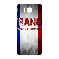 Football World Cup Samsung Galaxy Alpha Hardshell Back Case by Valentinaart