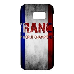 Football World Cup Samsung Galaxy S7 Hardshell Case
