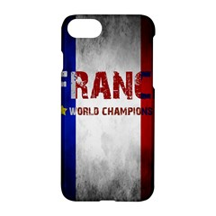 Football World Cup Apple Iphone 8 Hardshell Case by Valentinaart