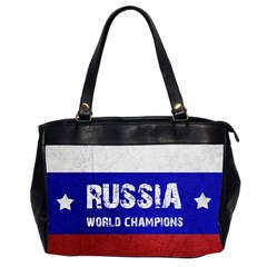 Football World Cup Office Handbags (2 Sides)