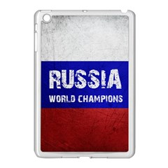 Football World Cup Apple Ipad Mini Case (white)