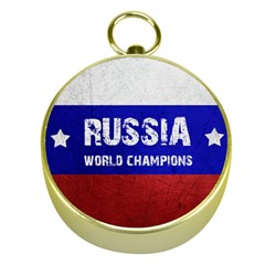 Football World Cup Gold Compasses
