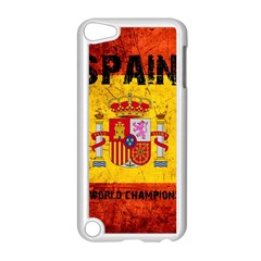 Football World Cup Apple Ipod Touch 5 Case (white) by Valentinaart
