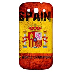 Football World Cup Samsung Galaxy S3 S Iii Classic Hardshell Back Case by Valentinaart